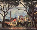 Cezanne - fine-art wallpaper