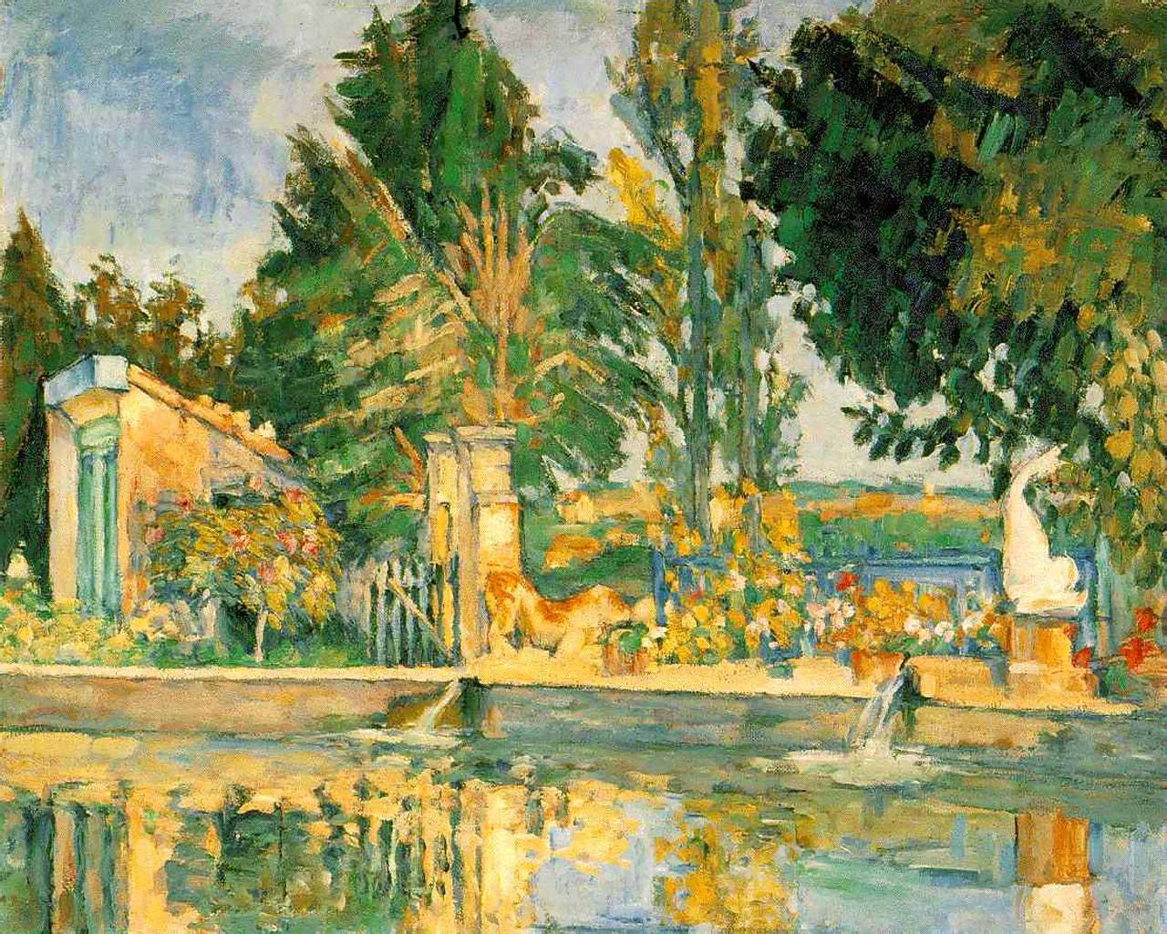 Cezanne - Fine Art 1280x1024
