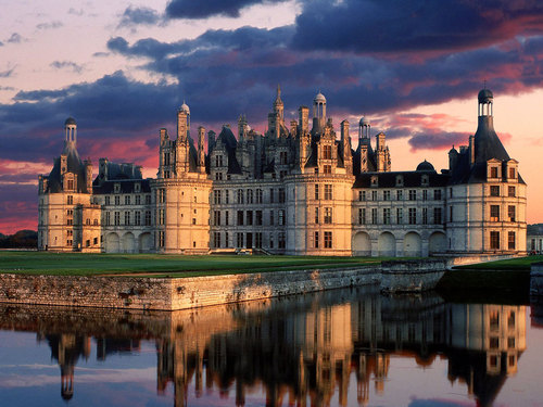 Château de Chambord - castles Photo