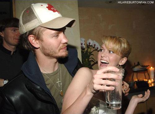 Chad & Hilarie