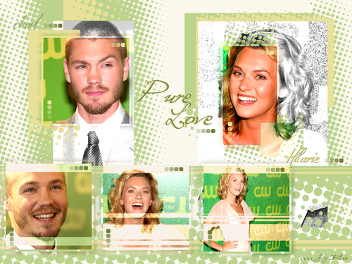 Chad&amp;Hil&lt;333 - chad-michael-murray Wallpaper