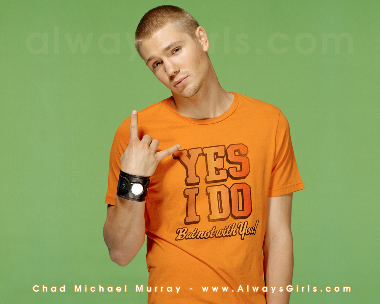 Chad - Chad Michael Murray 1280x1024