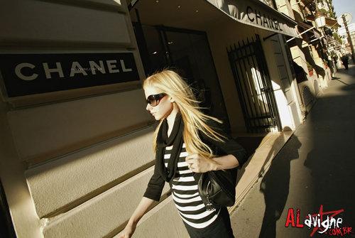 Chanel picha Shoot