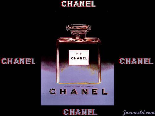 Chanel kwa Andy Warhol