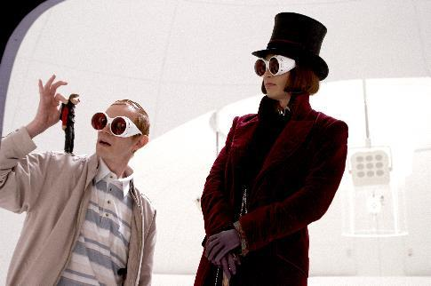 Charlie &the Chocolate Factory