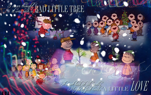 Charlie Brown Christmas - christmas Wallpaper