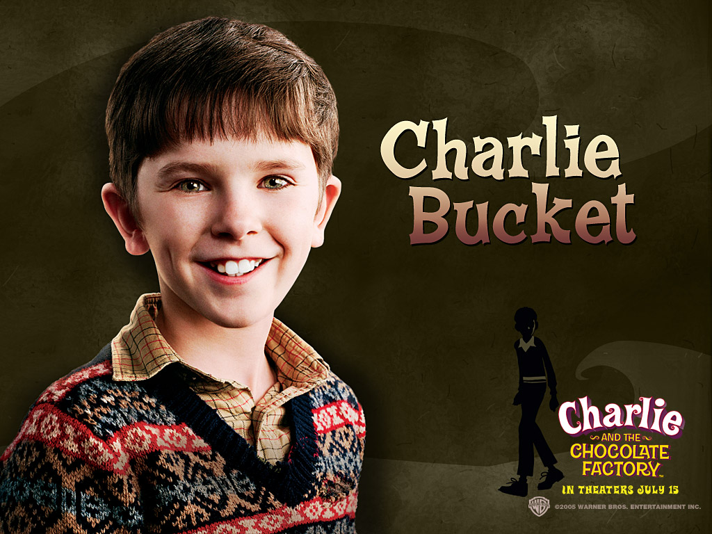Charlie Bucket - Freddie Highmore Wallpaper (451967) - Fanpop