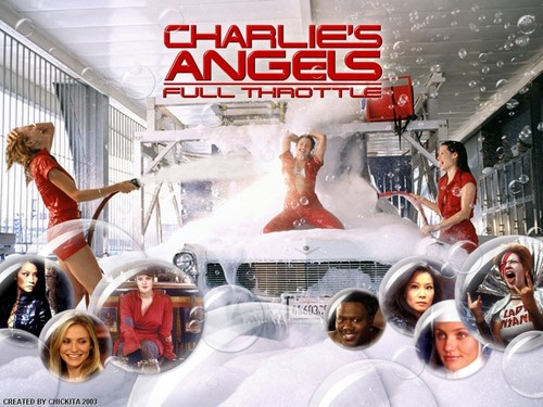 Charlie's anjos 2