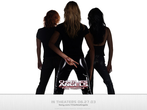 Charlie's Angels - charlies-angels Wallpaper