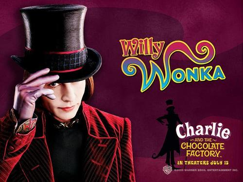 tim aparejo, burton fondo de pantalla called Charlie&the chocolate Factory