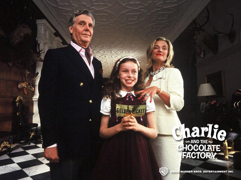 Charlie&the tsokolate Factory