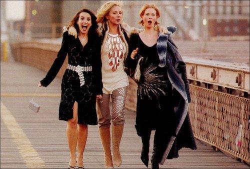 Charlotte, Samantha & Miranda