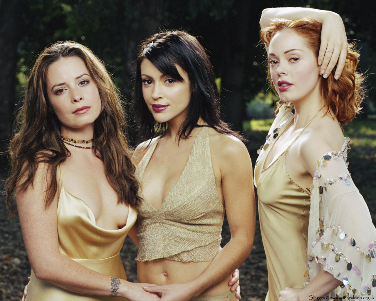 Apologise, Charmed cast fake nude opinion you