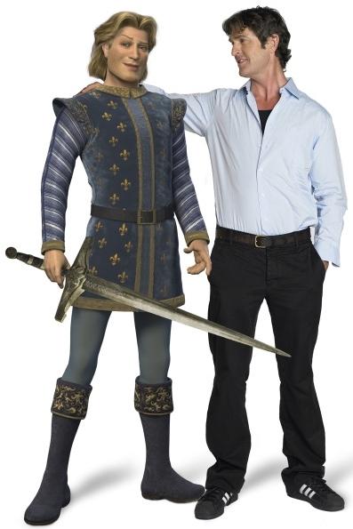 Charming and Rupert Everett