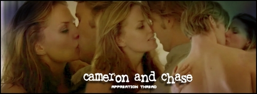 Chase/Cameron <33
