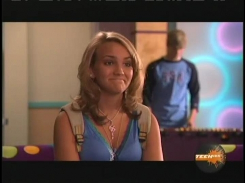 Zoey 101 wallpaper titled Chase's Grandma