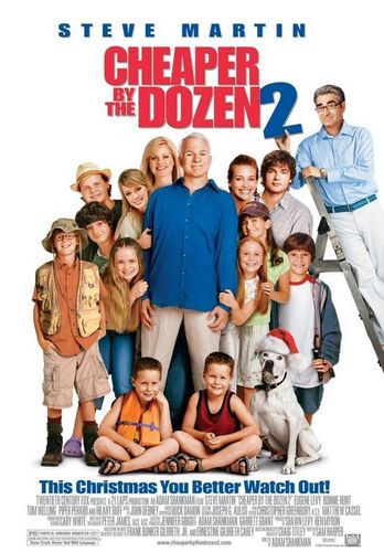 Cheaper por the Dozen 2