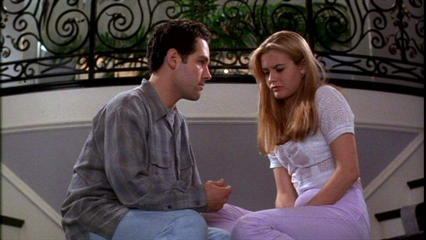 Josh and Cher From Clueless
