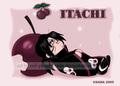 chibi fruit Ninja - Itachi