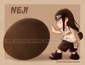 Chibi Fruit Ninja - Neji