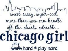 Chicago Girl