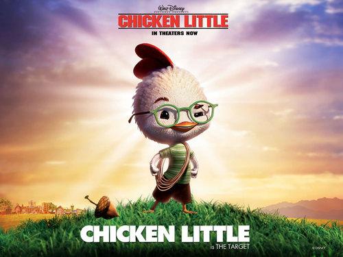 Chicken Little hình nền