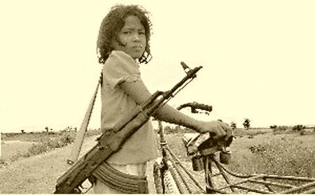 Child Soldier - human-rights Photo