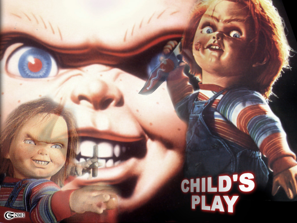 childs play chucky wallpaper images pictures becuo