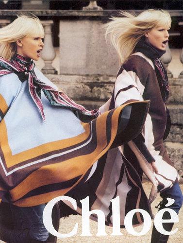 Chloé F/W 2004 Campaign Ad