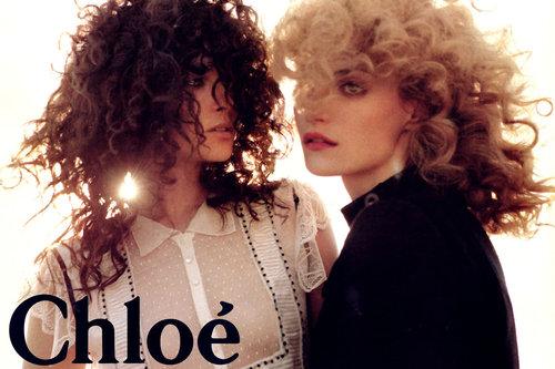 Chloé Fall 2005 Campaign Ad