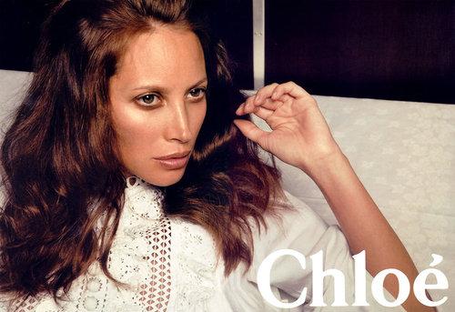 Chloé S/S Campaign Ad 2006
