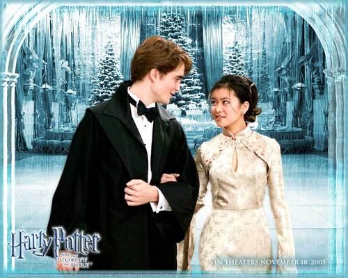 Cho and Cedric