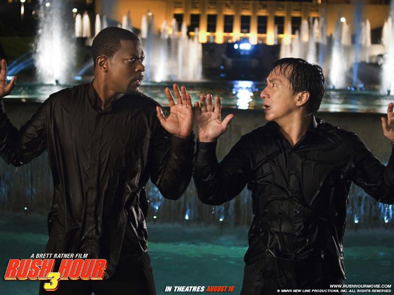 Jackie Chan And Chris Tucker Rush Hour 2 Rush hour chris tucker