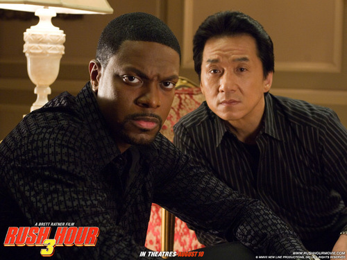Chris Tucker & Jackie Chan