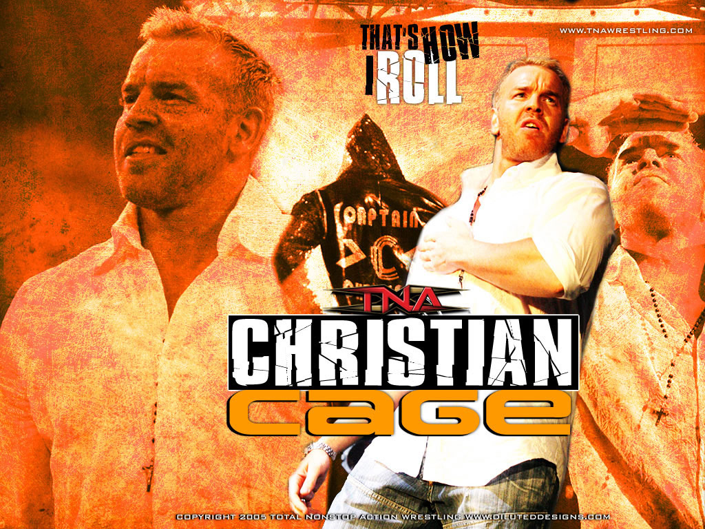 �������� ������� �������� �������� ����� Christian-Cage-tna-w