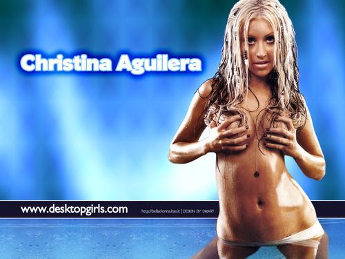 Christina wallpaper
