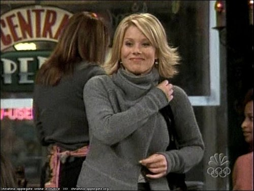 Christina on Friends