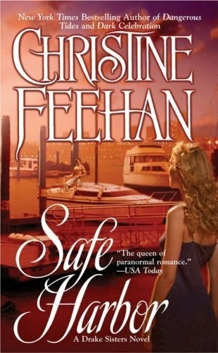 Christine feehan & book covers