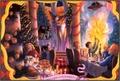 圣诞节 at Hogwarts
