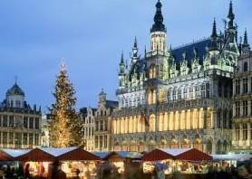 Weihnachten in Belgium