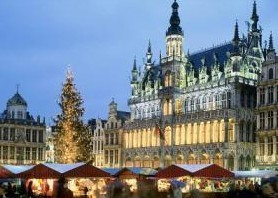 giáng sinh in Belgium