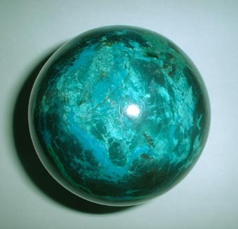 Chrysocolla - diamonds-and-crystals photo