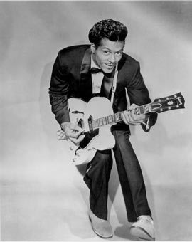 Chuck Berry - rocknroll-remembered Photo