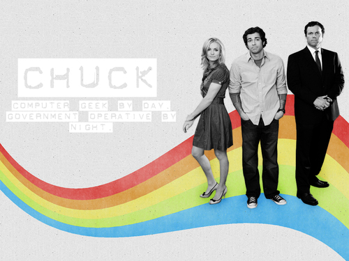 Chuck Wallpaper - chuck Wallpaper