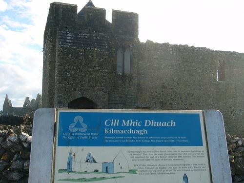 Cill Mhic Dhuach