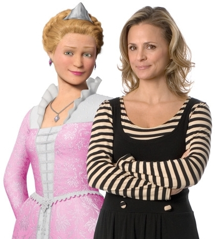 Sinderella and Amy Sedaris