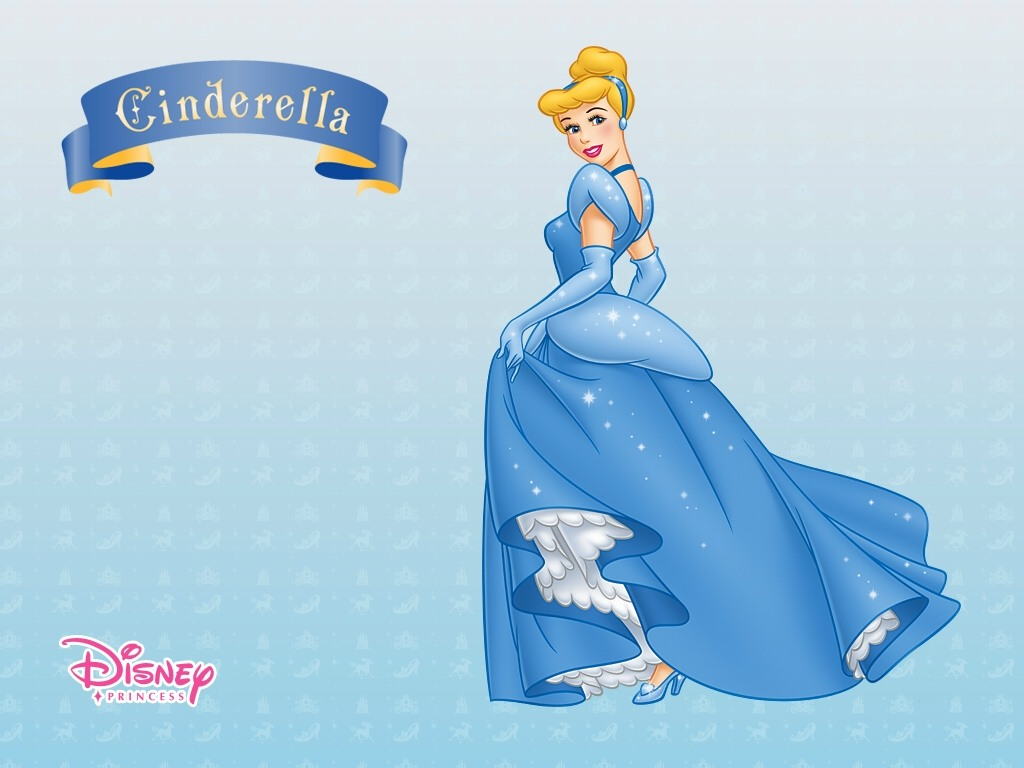 Wallpapers Cinderella-disney-princess-635754_1024_768