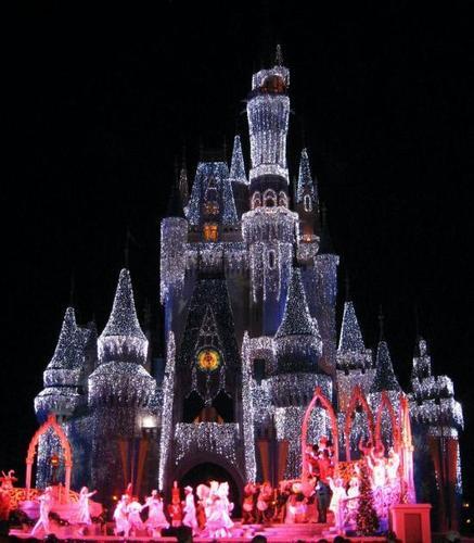 Cinderellas गढ़, महल