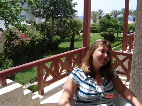 Cinders in Sharm