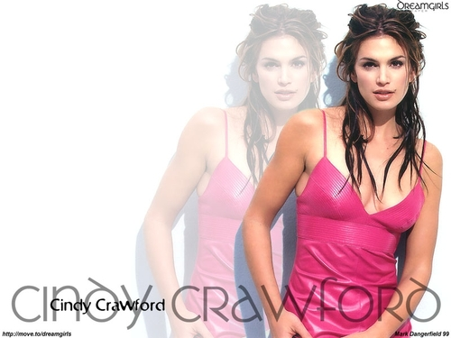 Cindy Crawford 바탕화면